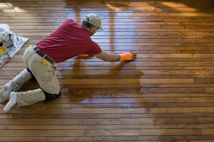Wood floor refinishers in Nashville