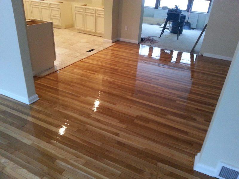 wood floor resurfacing in Nashville, TN