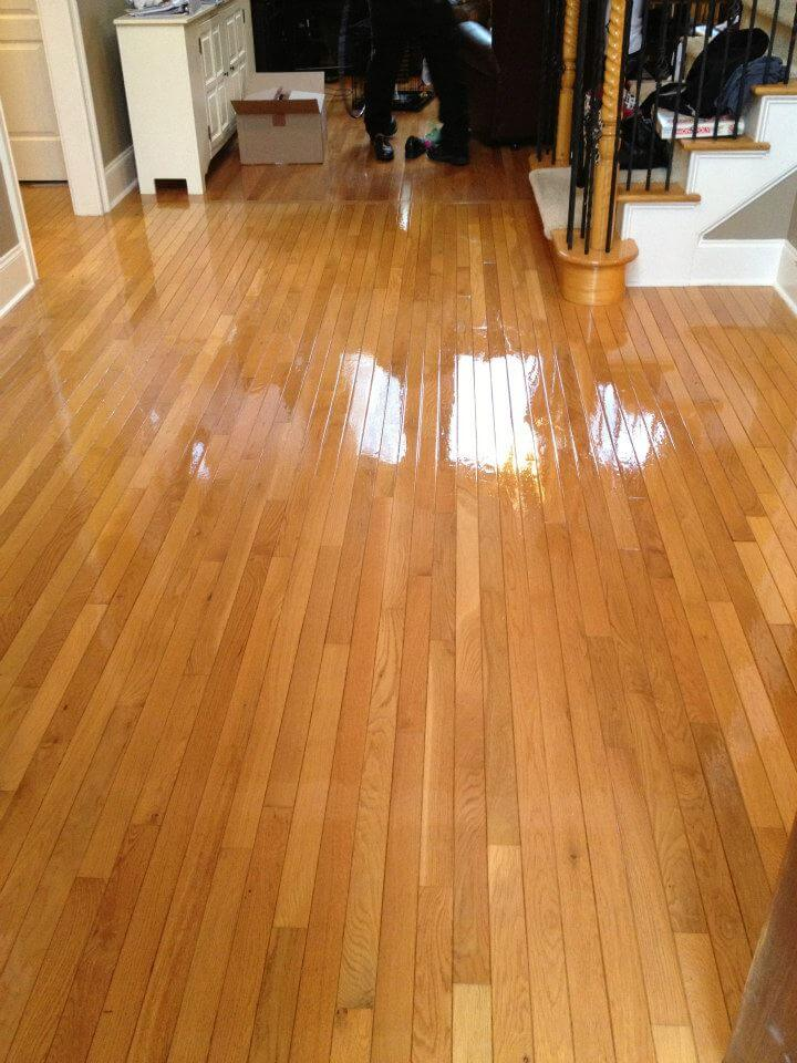 hardwood floor resurfacing in Nashville