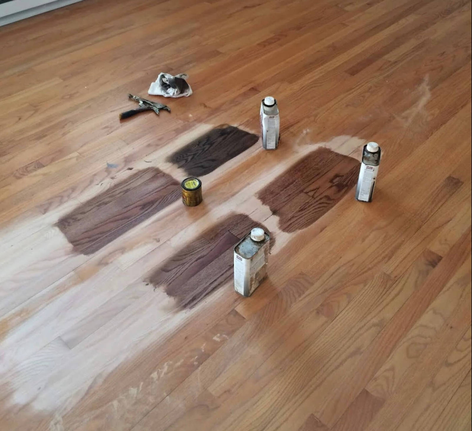 Stain Colors Fabulous Floors Nashville